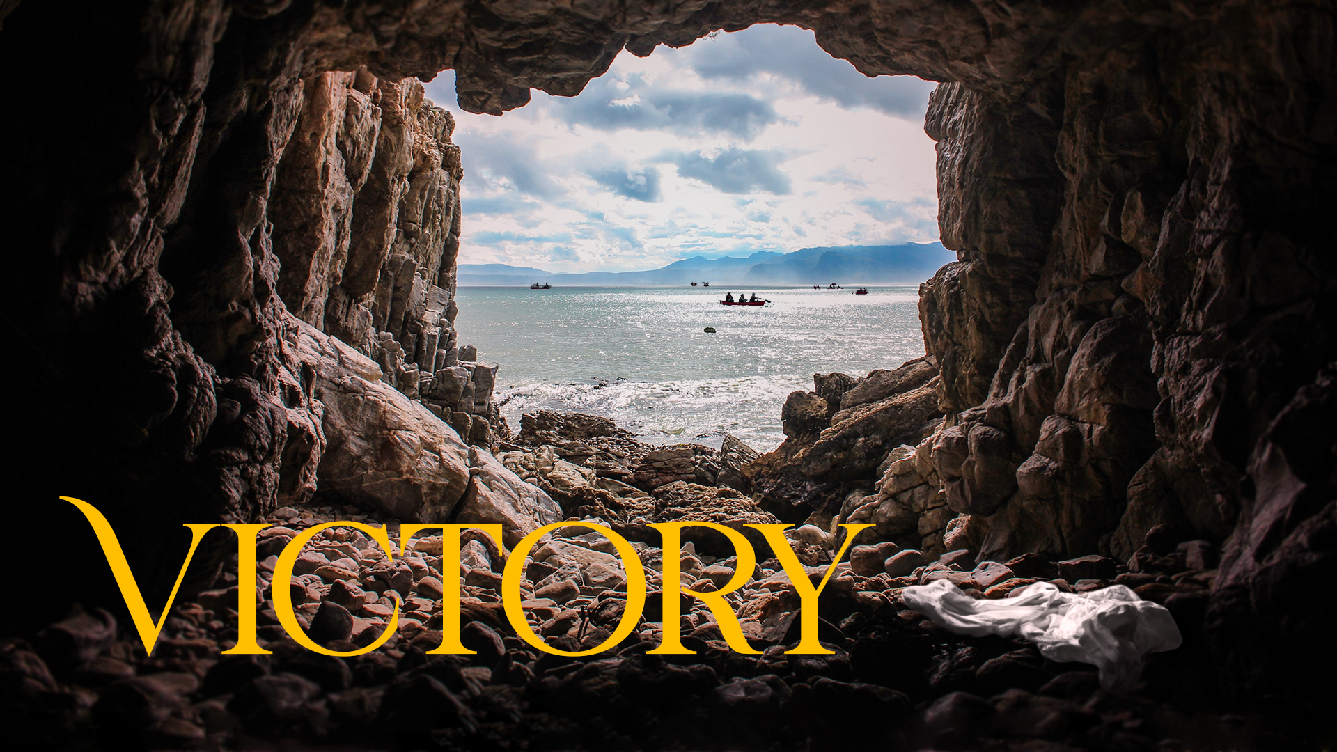 Easter Sunday 2021: Victory